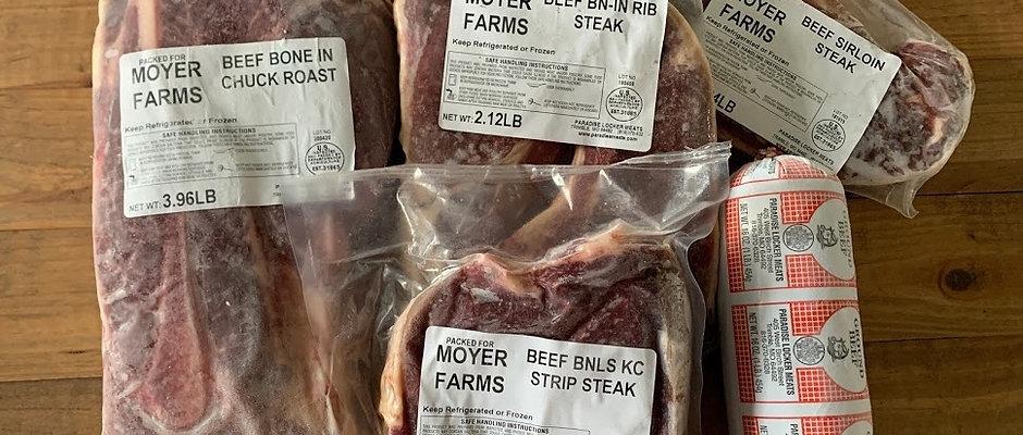 Grass Fed Beef (Bulk)