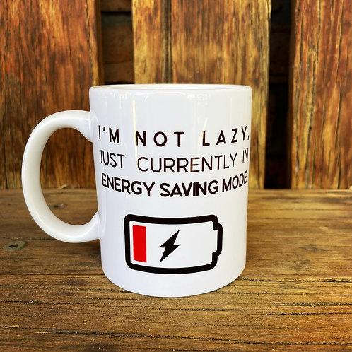 Energy Saving Mode Mug