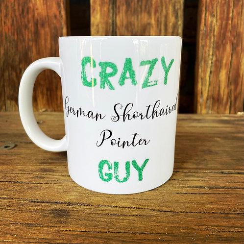 Crazy GSP Guy Mug