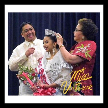 K Rizz-Miss Universe