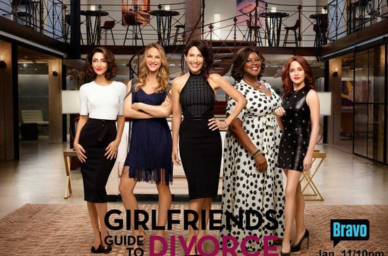 Girlfriends Guide To Divore (Bravo) (2014)