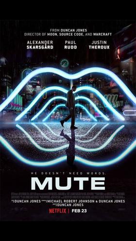 MUTE (Netflix) (2018)