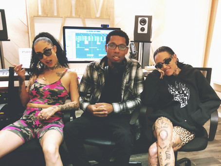 Jhawk & La Goony Chonga & Brooke Candy