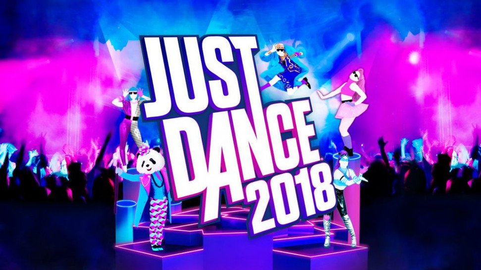 Just Dance (2018)(Video Game)