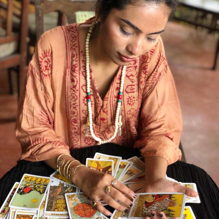 Tarot Reading With Mansi Joshi