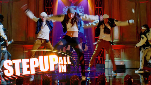 Step Up All In (LionsGate) (2014)