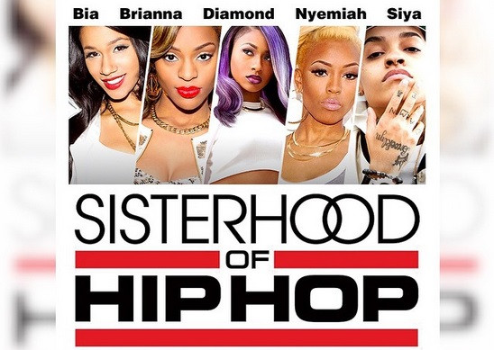 Sisterhood Of Hip-Hop (Oxygen) (2015)