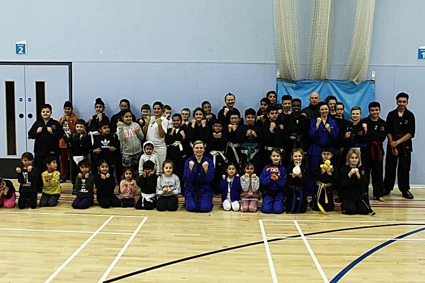 West Bromwich Martial Arts