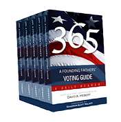 Raise funds with 365: A Founding Fathers' Voting Guide