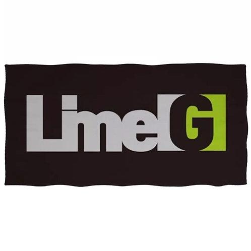 LimeG Towel BK