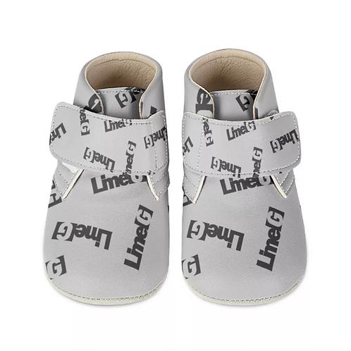 LimeG Toddler Hook Loop Shoes