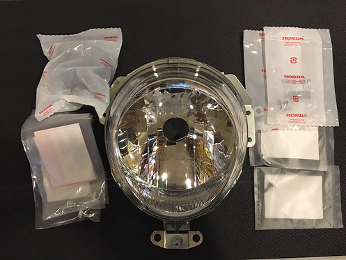 Metropolitan HeadLight Set