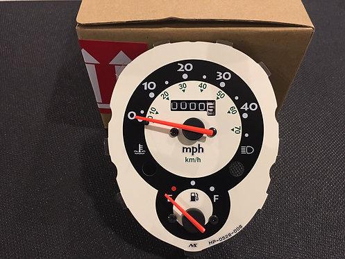 Metropolitan US SpeedoMeter