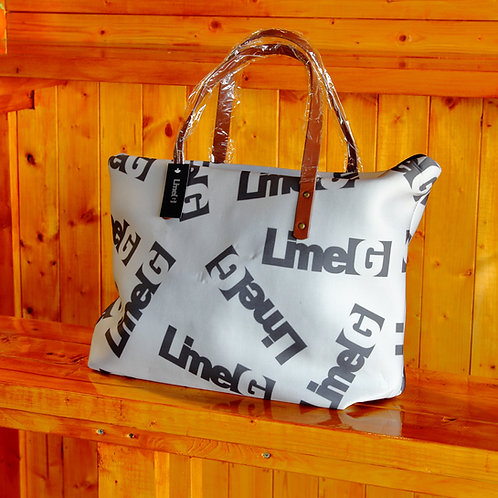 LimeG Tote Bag