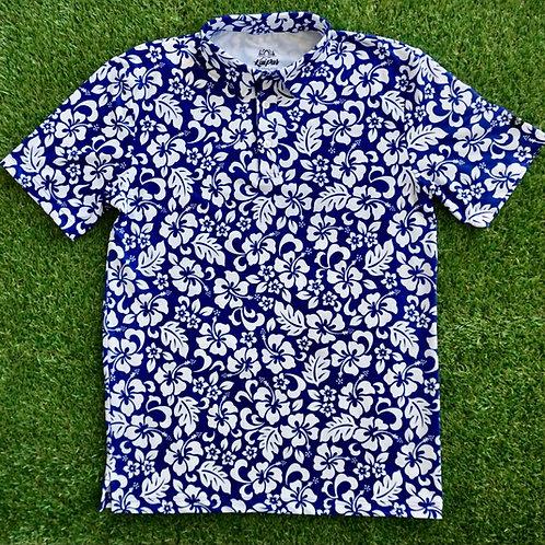 The Hawaiian Golf Shirt