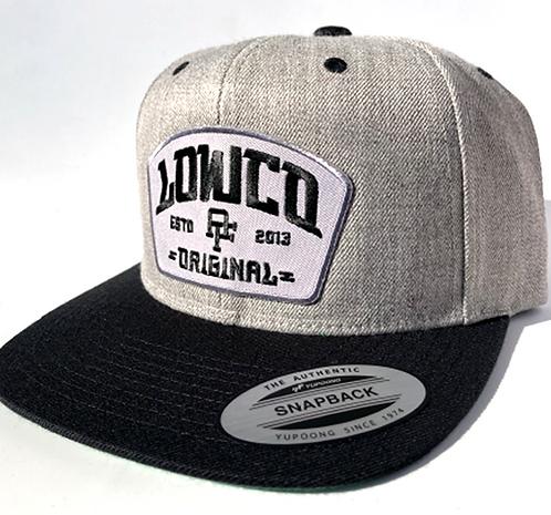 Lowco Original Heather Gray Hat