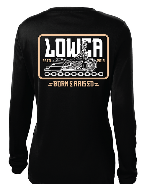 Lowca =Born & Raised= Long Sleeve
