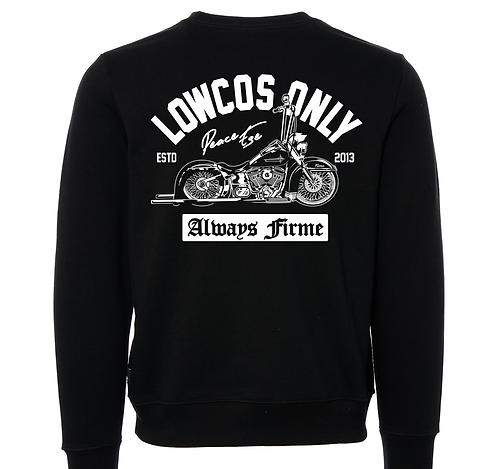 Lowcos Only Crewneck Sweatshirt