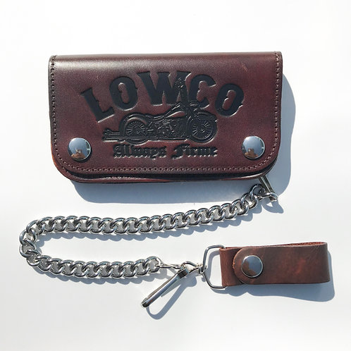 Lowco Wallet w/ Chain