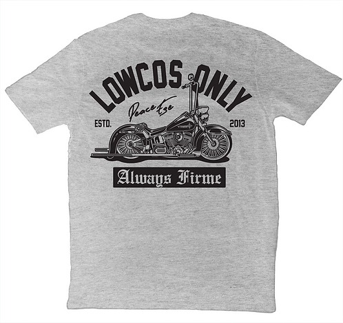 Lowcos Only Heather Gray