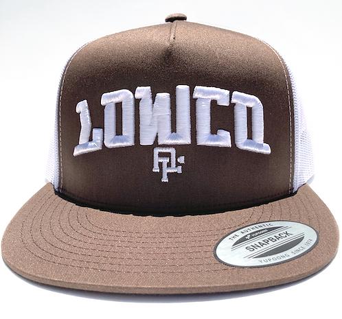 Lowco AF Brown Trucker