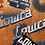 Chrome Fender Emblems Loca Viclera
