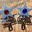 lowrider Vicla Safety Star reflectors
