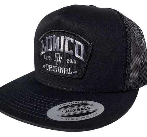 Lowco Original Black Trucker