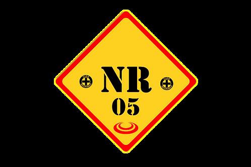 Curso de NR 5 - Comissão Interna de Prevenção de Acidentes