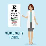 teste-de-visao-ocular-em-um-oftalmologis