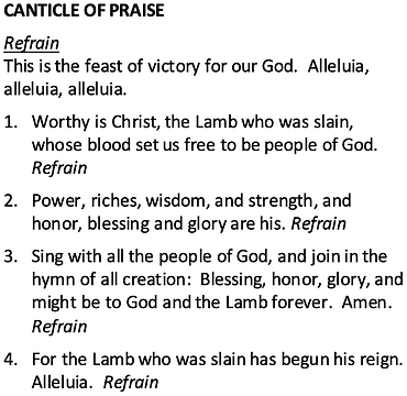 May 23 Canticle of Praise.png