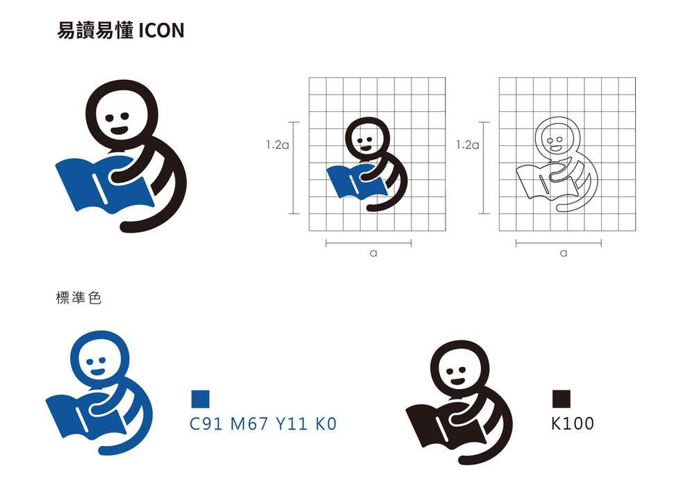 易讀易懂icon設計