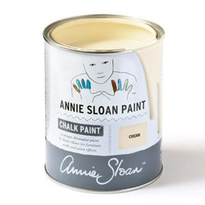Cream Annie Sloan Chalk Paint