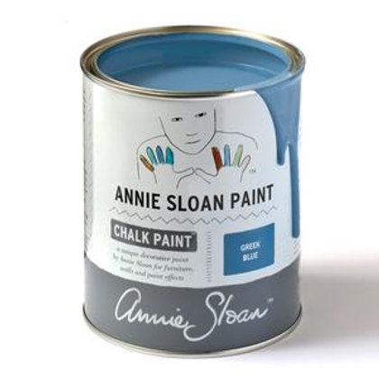 Greek Blue Annie Sloan Chalk Paint