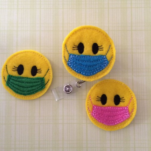 Retractable Badge Reels for ID Tags