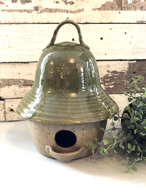 Birdhouses  by Peiffer Pottery