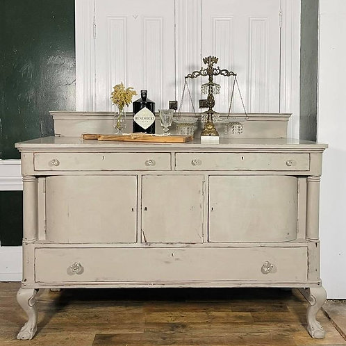 Buffet   French Linen by Annie Sloan Chalk Paint