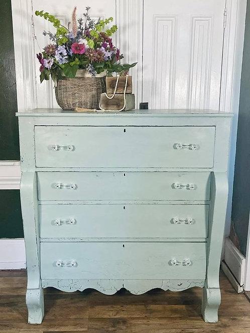 Empire Dresser | Duck Egg Blue  by Annie Sloan Chalk Paint