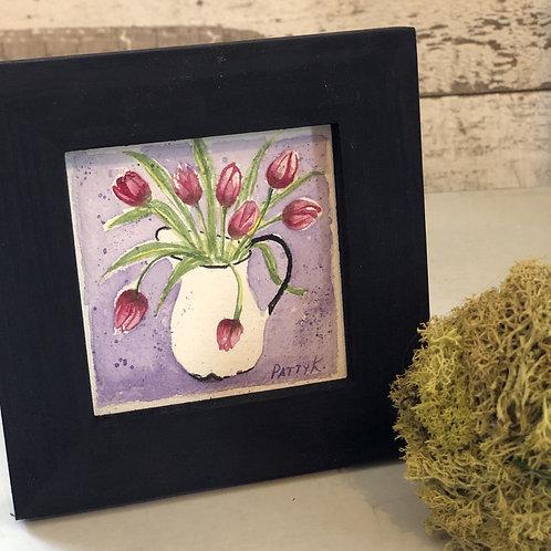 Tulips | Original Watercolor