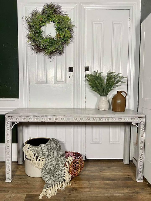 Library Table | Paris Grey by Annie Sloan