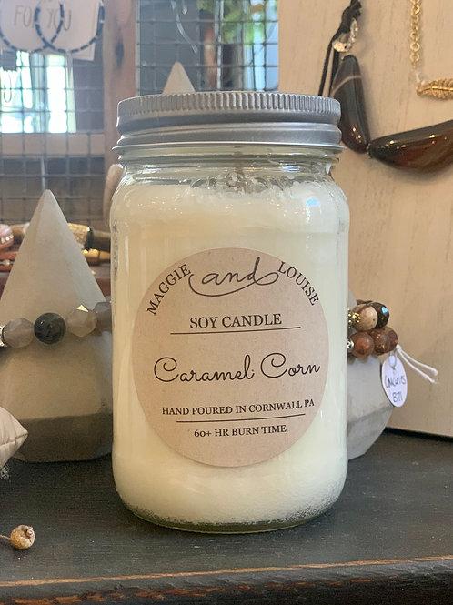 Caramel Corn Candle