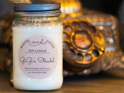 GiGi's Strudel Candle