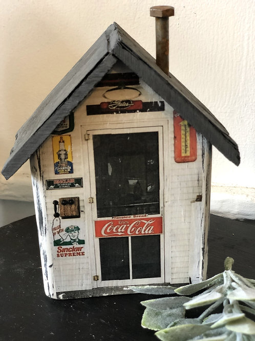 Coca Cola - Small Cottage