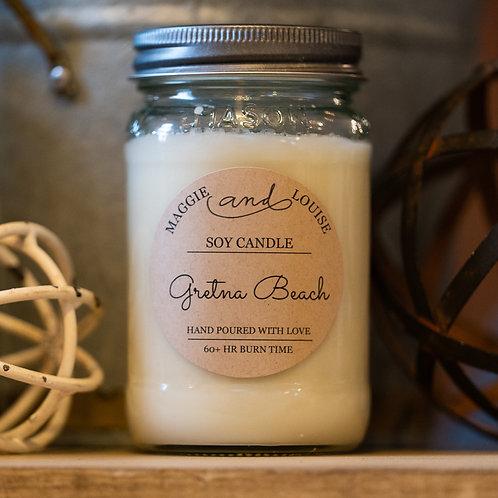 Gretna Beach Candle