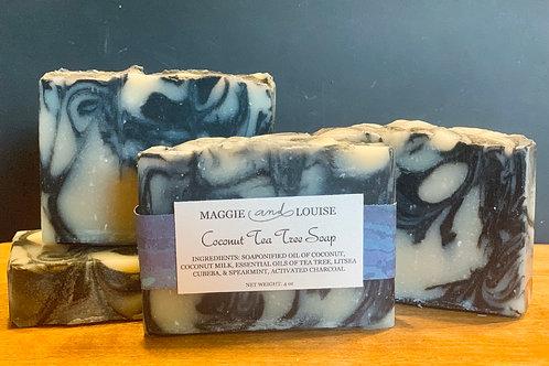 Coconut Tea Tree Soap