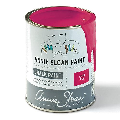 Capri Pink Annie Sloan Chalk Paint