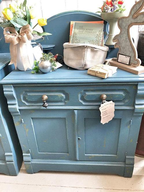 Blue Washstand
