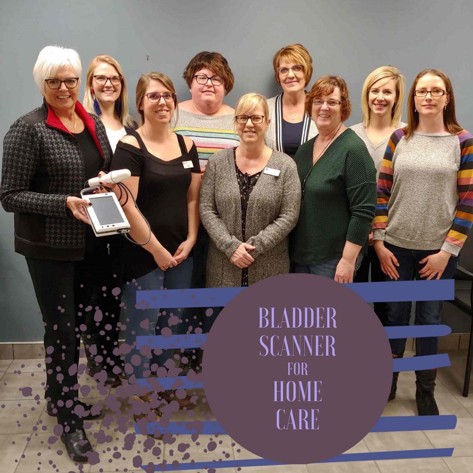 Bladder Scanner for Home Care