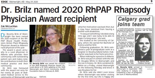 Dr Brilz Award - Wainwright Edge May 29, 2020.png