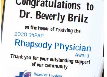 Dr Brilz Award.png